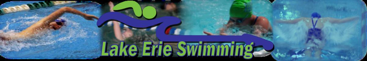 Lake Erie Swimming